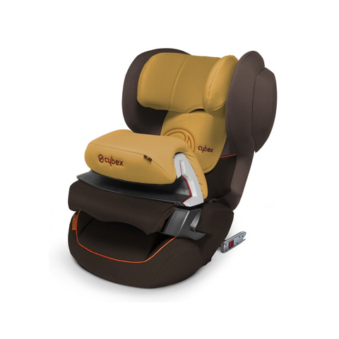 Seggiolini auto Gr.1 [Kg. 9-18] - Juno-Fix Candied Nuts-brown by Cybex