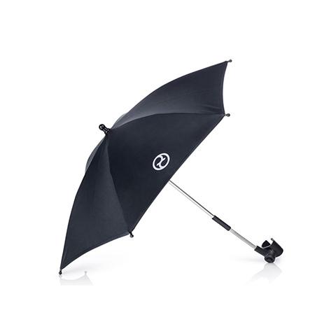 Accessori per carrozzine - Ombrellino parasole Priam Black [515404008] by Cybex