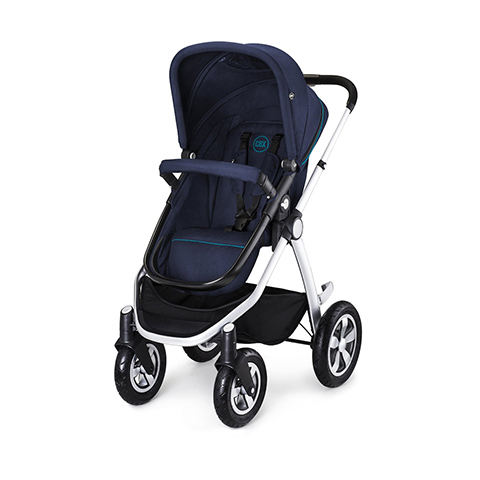 Passeggini - Fides Moon Blue - navy blue (Ruote Air) by Cybex