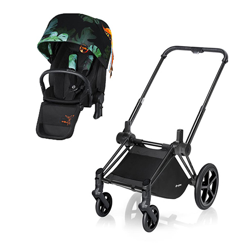 Cybex Priam con seduta Lux Birds of Paradise L.E.