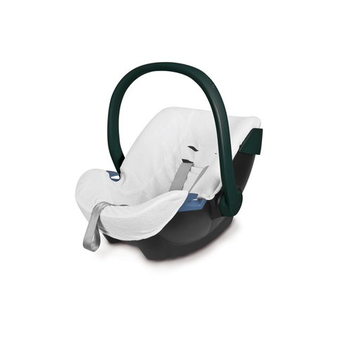 Accessori per il viaggio del bambino - Rivestimento in spugna per Aton e Aton2 511407002 by Cybex