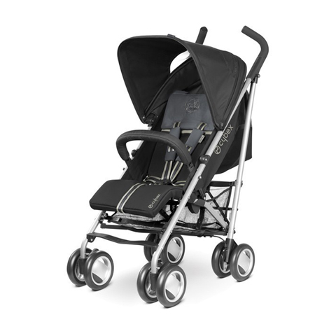 Passeggini - Passeggino Topaz Oyster - light grey by Cybex