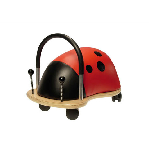 Giocattoli cavalcabili e trainabili - Wheelybug il cavalcabile - Maggiolino Giramondo 6149710 by Wheelybug