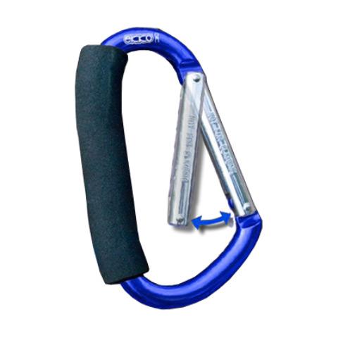 Accessori per carrozzine - Momkey - il gancio appenditutto EKK008 - blu by Ekko