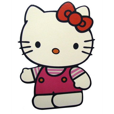 Abbigliamento e idee regalo - Decoro Hello Kitty armadio/cassettiera/lettino piccolo piccolo by Culla del Bimbo