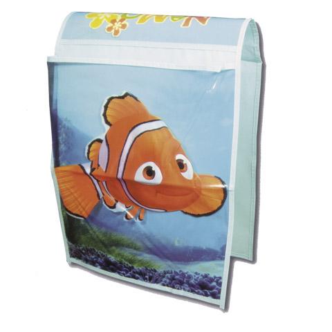 Accessori per l'igiene del bambino - Multitasche portacose da bagno Nemo [02628] by Dedit