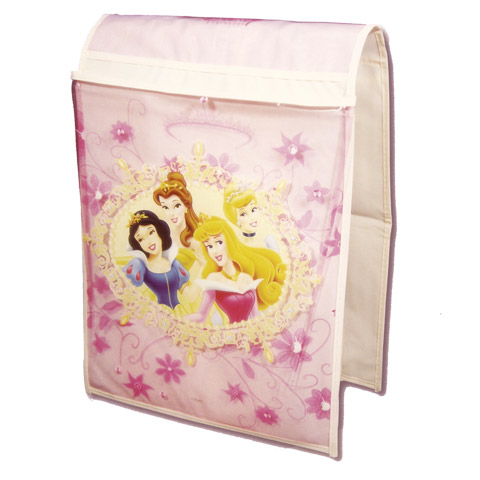 Accessori per l'igiene del bambino - Multitasche portacose da bagno Principesse [02630] by Dedit