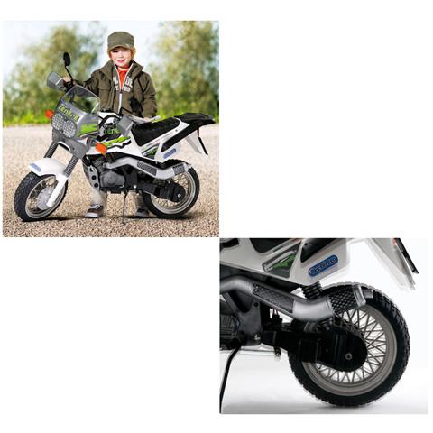 elektro motorrad 12v spielzeug peg perego desert tener igmc0010 ebay. Black Bedroom Furniture Sets. Home Design Ideas