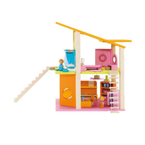 Giocattoli 36+ mesi - Dolce casa small con Arredo A 82383 by Sevi