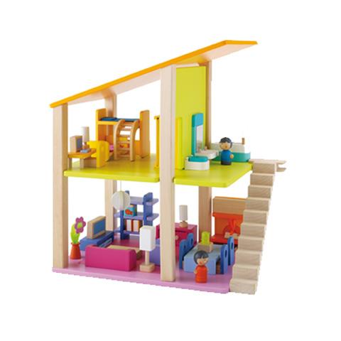 Giocattoli 36+ mesi - Dolce casa small con Arredo B 82630 by Sevi