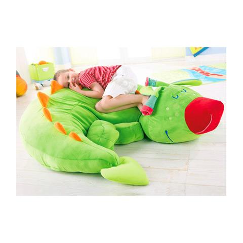 Giocattoli 12+ mesi - Cuscinone drago Fridolin 8605 by Haba