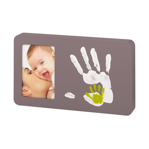 Abbigliamento e idee regalo - Duo Paint Print Frame taupe [34120054] by Baby Art