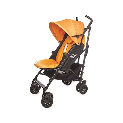 Passeggini - Mini Buggy Volcanic Orange by Easy Walker