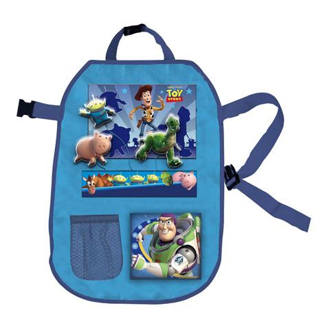 Accessori per il viaggio del bambino - Proteggisedile portaoggetti con tasche Toy Story 25852 by Eurasia