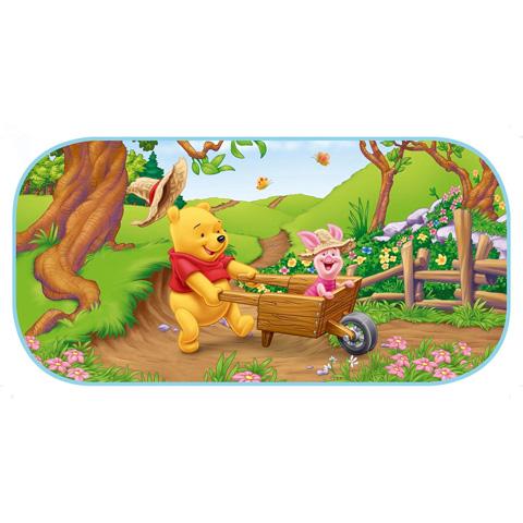 Accessori per il viaggio del bambino - Parasole posteriore Winnie the Pooh 27056 by Eurasia