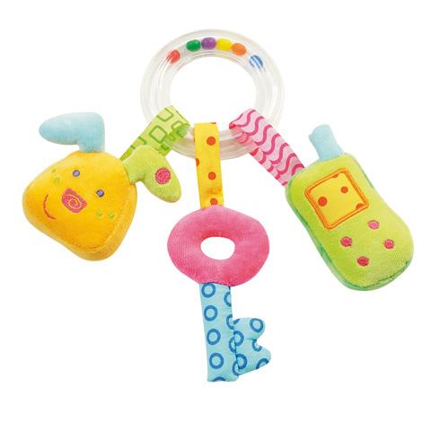 Giocattoli 6+ mesi - Anello di dentizione - Telefonino 142242 by Fehn