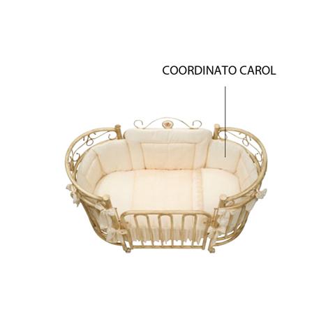 Piumoni - [C855] Carol - Coordinato 4 pezzi in cotone ricamato Bianco-panna by Feri3