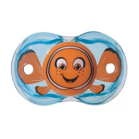 Biberon e succhiotti - Keep-it-Clean - il ciuccio sempre pulito Finley Clown Fish [CF 6546 - 007CF] by Raz Baby