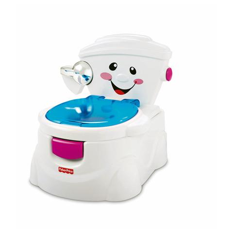 Riduttori e vasini - La mia prima toilette P4328 by Fisher Price