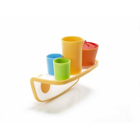Set giochini per vaschetta Flexi Bath A Real Cool World giochi bagnetto bambino  eBay