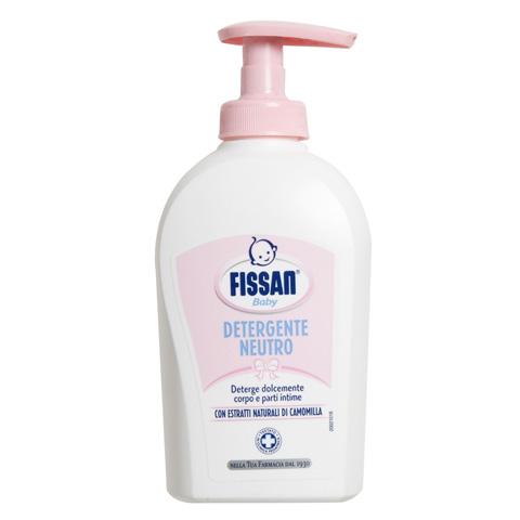 Prodotti igiene personale - Sapone Fluido extradelicato 300 ml 300 ml by Fissan Baby