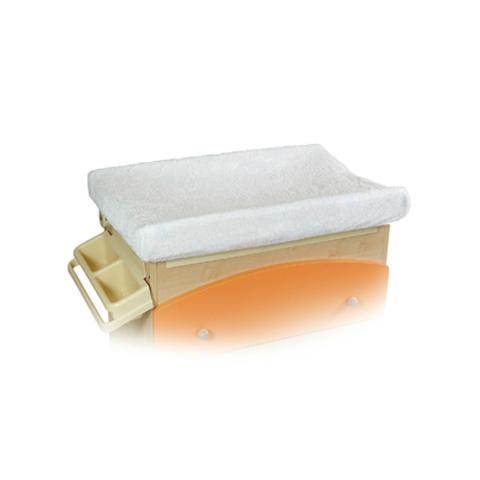 Accessori per l'igiene del bambino - Rivestimento in spugna per fasciatoio 152-135-bi by Billo e Pallina