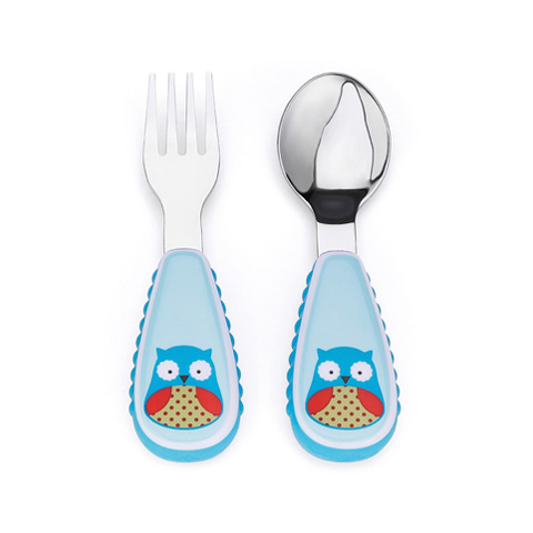 Skip Hop Fork and Spoon