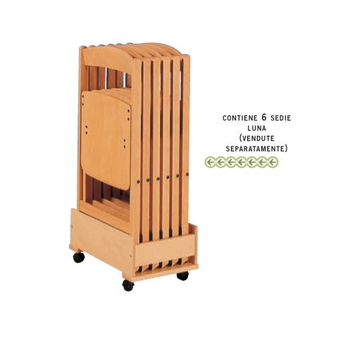 Carrello porta sedie no sedie supershuttle foppapedretti for Carrello porta ombrellone e sdraio