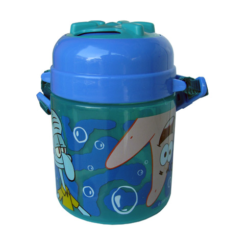 Biberon e succhiotti - Borraccia Disney - 400 ml Sponge Bob by Unifamily