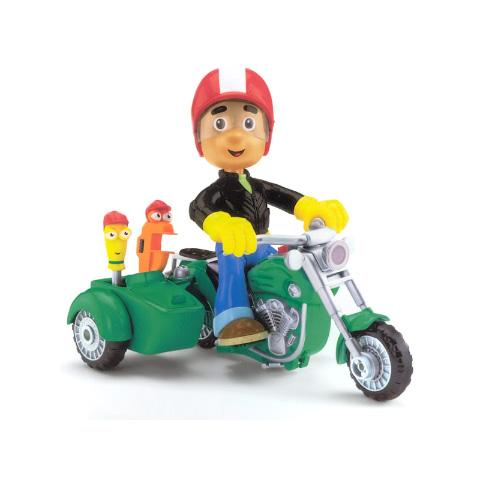 Giocattoli 36+ mesi - La motocicletta di Manny R0375 by Fisher Price