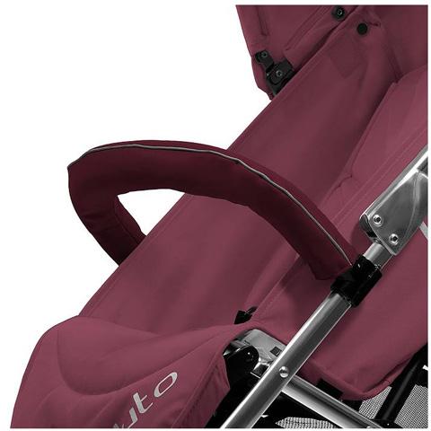 Accessori per il passeggino - Frontalino per passeggino Pluto 138946 - plum by Icoo