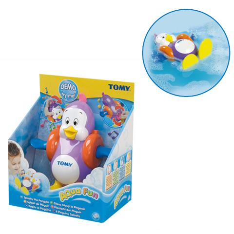Giocattoli 12+ mesi - Nuotallegri Splash pinguino - GIO00146 by Tomy