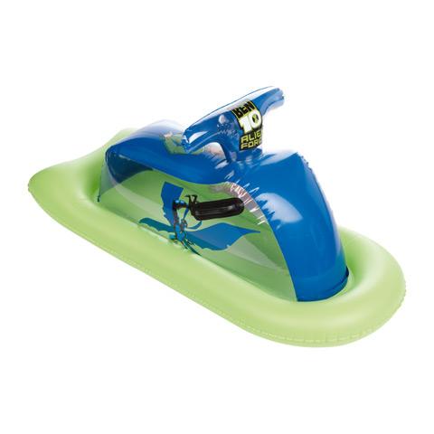 Moto d acqua elettrica gonfiabile