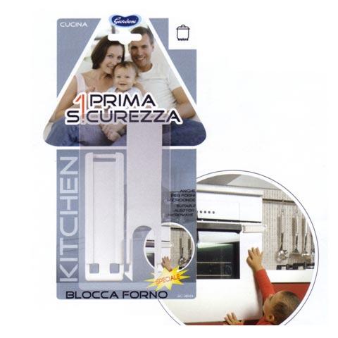 Pericoli domestici - Blocca forno GIOS40004 by Giordani