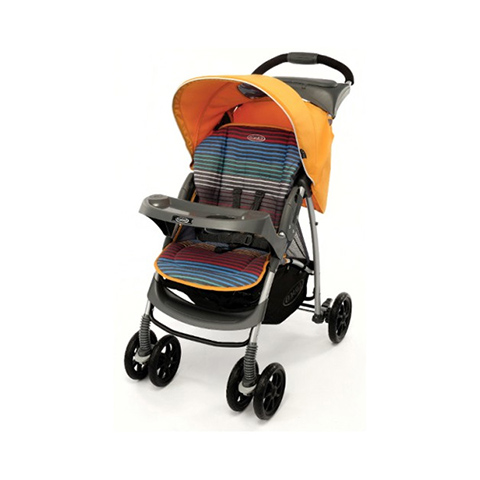 Passeggini - Mirage Plus Jaffa Stripe by Graco
