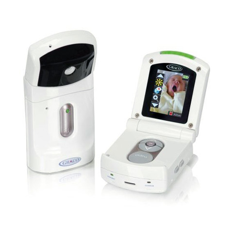 Baby Monitor / Interfono - Baby monitor Video Monitor Digitale GR07 by Graco