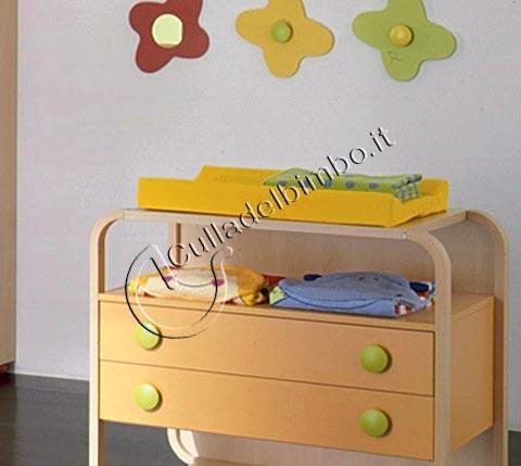 Altri moduli per arredo - Cuscino fasciatoio in espanso Gronda giallo by Tati