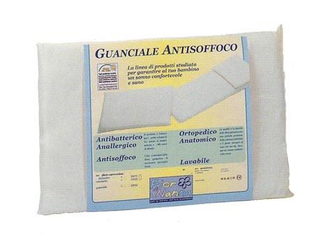 Materassi e linea bianca - Guanciale antisoffoco per lettino TAAGUALET001 by Fior di Nanna