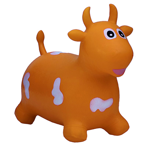 Giocattoli 36+ mesi - Mucca Arancio by Happy Giampy