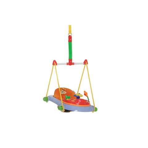 Altalene e dondolini - Jump - altalena da interni Pooh - 64505 by Hauck