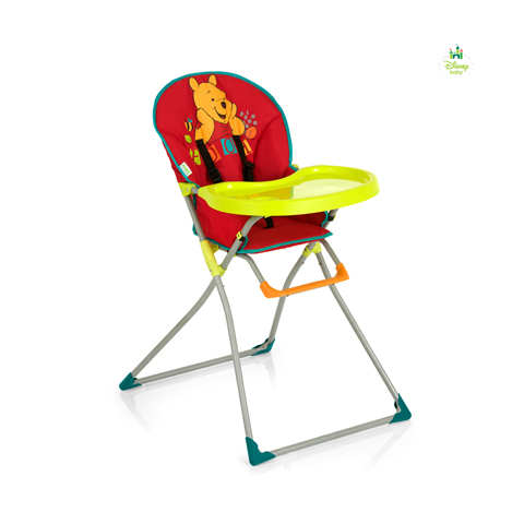 Seggioloni - Seggiolone Mac Baby Delux Pooh red II [639382] by Hauck