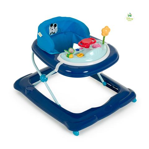 Girelli - Girello Player Disney Mickey Blue II [64206] by Hauck