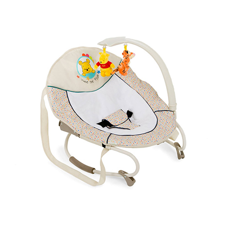 Sdraiette - Sdraietta Leisure e-motion Disney Pooh Ready To Play [634288] by Hauck
