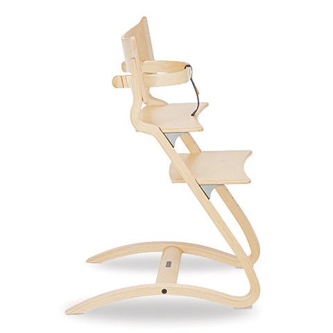 Seggioloni - High Chair Naturale by Leander