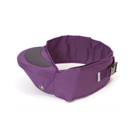 Marsupi e Zainetti - Marsupio laterale Seggiolino Hipseat Purple by Hippychick