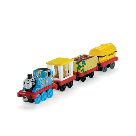 Giocattoli 36+ mesi - 4-pack di Thomas Thomas and the Bees [R9471] by Fisher Price