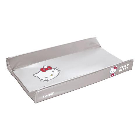 Accessori per l'igiene del bambino - Universal - piano fasciatoio rigido - Hello Kitty 024 silver by Brevi