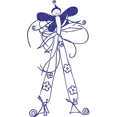 Complementi e decori - Uomo misterioso cm. 80 x 150 [3.52 C] by Acte Deco