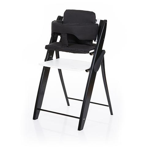 Accessori per la pappa - Set per seggiolone Hopper Black by ABC Design