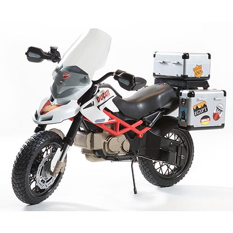 Giocattoli 36+ mesi - Ducati Hypercross [batterie] MC0021 by Peg Perego